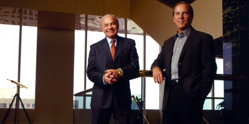 Enron Ken Lay and Jeff Skilling
